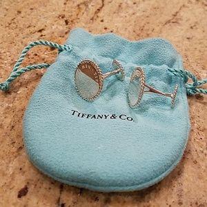 Tiffany & Company cufflinks